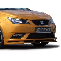 JE DESIGN Aero-Kit I (Heck in Carbon-Look)  fuer Seat Ibiza 6J 5-tr. ab Bj. 03/2012