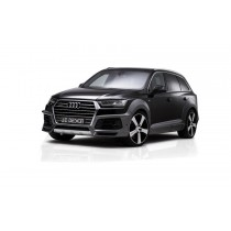 JE DESIGN  Aero-Kit IV WIDEBODY (S-Line)  for Audi Q7 4M as from 06/2015 for S-Line