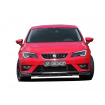JE DESIGN Aero-Kit II ( only 3 door / SC- FR )  for Seat Leon 5 F as from 06/2013, only FR