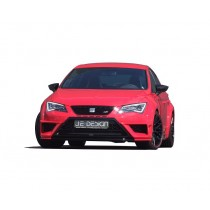 JE DESIGN Aero KIT WIDEBODY II  fits for Seat Leon 5F FR + Cupra 5-door ( not ST )