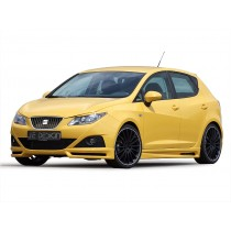 JE DESIGN Aero-Kit (Heck in Carbon-Look)  for Seat Ibiza 6J 5-dr. till 03/2012