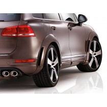 JE DESIGN wheel arches extensions VW Touareg 7P  (01.11-) 10-pcs, only for R-Line exterior