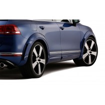 JE DESIGN wheel arches extensions  fits for VW Touareg 7P R-Line after 10.2014
