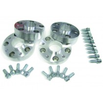 spacers kit 60 mm / axle BC 5/112 to 5/130/71,5  fits for Audi Q 7 - 4 M (05.2015- )